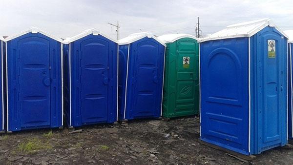 Аренда био-туалетов и био-кабинок в Можайском районе