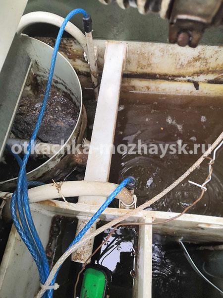 Чистка и обслуживание септика в Можайском районе